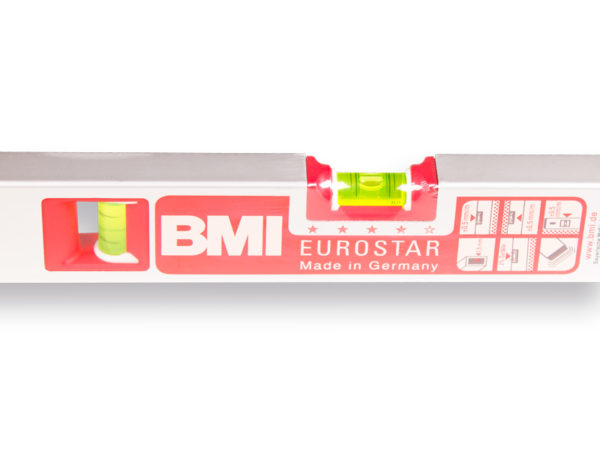 BMI Alu. blokwaterpas Eurostar 150 cm.