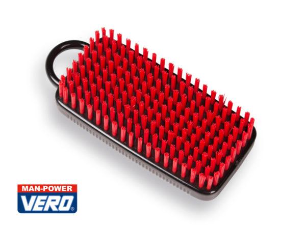 Nagelborstel VERO Man-power 11 cm met harde vezel.