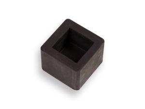 Mokerdop BERDAL 2000 gram rubber.